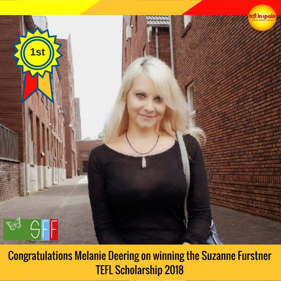 Winner Suzanne Furstner essay 2018 Melanie Deering
